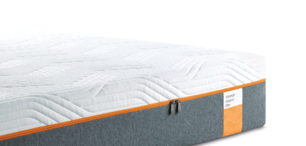 Label Tempur med matras original elite