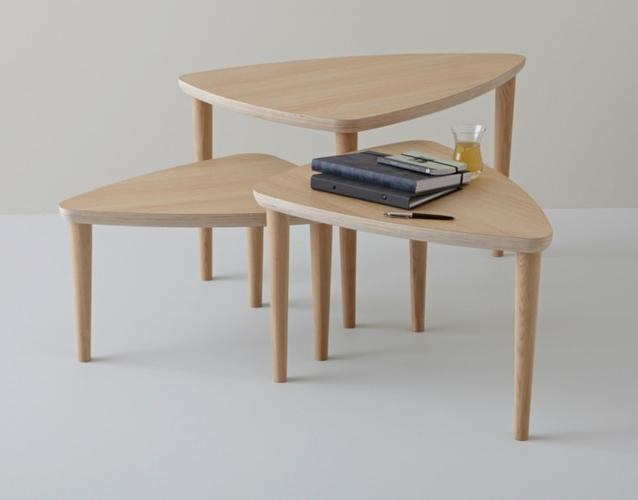 Mimi set van 3 bijzettafels tafels distrac group totaalconcept zorgmeubilair - Tafel met chevet ...