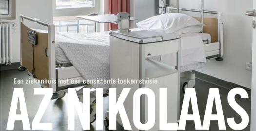 AZ nikolaas seta bed