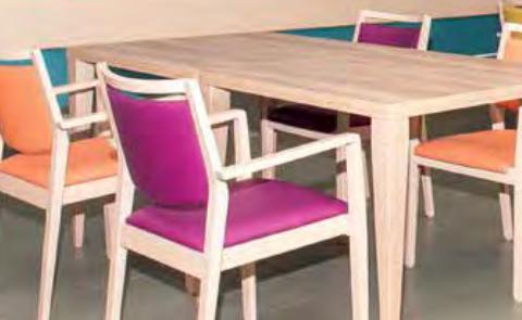 Cura tafels distrac group totaalconcept zorgmeubilair - Tafel met chevet ...