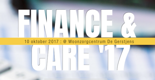 Finance & Care beurs logo